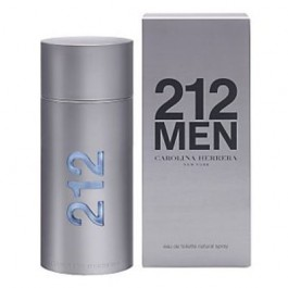 212 Man Carolina Herrera EDT