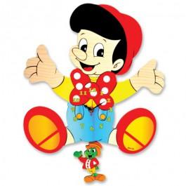 Orologio Pinocchio Grande