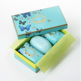 Set Saponette Portus Cale Butterfly Edition