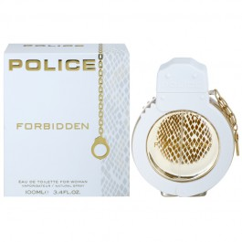 Police Forbidden EDT For Woman