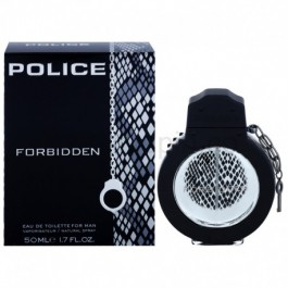 Police Forbidden EDT For Man