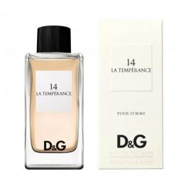 D&G La Tempérance N.14
