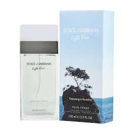 Dolce & Gabbana Light Blue Dreaming in Portofino Pour Femme edt