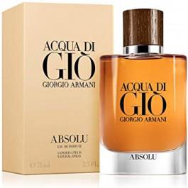 Acqua di Giò Absolu Giorgio Armani