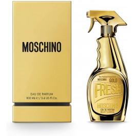 Moschino Fresh Gold EDP