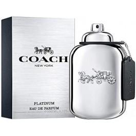 Coach platinum uomo